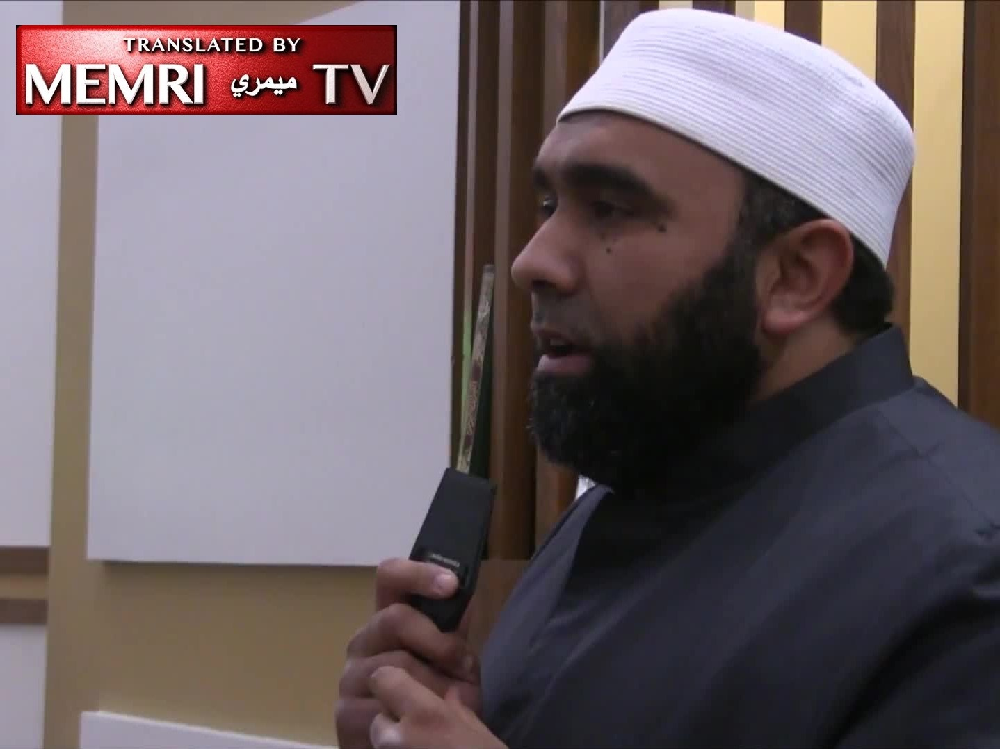 Cleveland Imam Islam Hassan: The Prophet Muhammad Was Not Marrying a Child When He Married 9-Year-Old 'Aisha